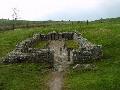 Roman Mithraic Temple - South of the Wall - larger picture opens in new window